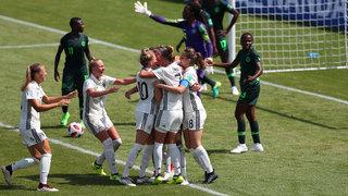 U 20-WM-Auftakt: Deutschland besiegt Nigeria