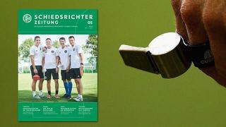Schiedsrichter-Zeitung 5/2018