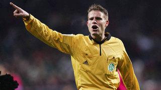 FIFA-Schiedsrichter Dr. Felix Brych