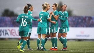 DFB-Frauen für WM qualifiziert