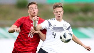 U 20 dreht Spiel gegen Tschechien