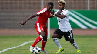 U 19 spielt Remis gegen die Schweiz