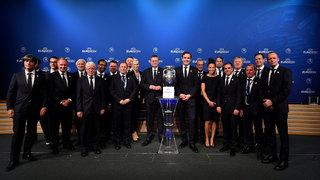 EURO 2024 findet in Deutschland statt