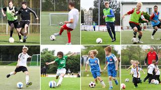 DFB-Training online: Individuelle Stärken am Ball fördern