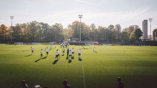 DFB-Team: Zweiter Tag in Berlin