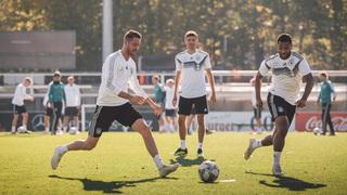 Die Nations League im Fokus: DFB-Team bereitet sich in Berlin vor