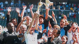 Vor 15 Jahren: Deutschlands Frauen erstmals Weltmeister