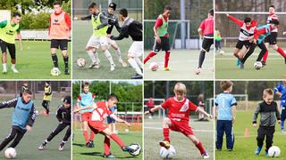DFB-Training online: Passen und Kombinieren