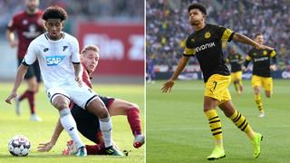 Englands Talente treffen: Nelson und Sancho mischen die Liga auf