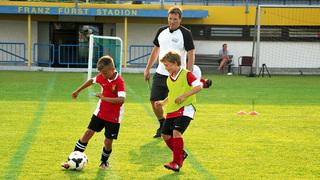 Österreichs Rekordnationalspieler coacht Talente