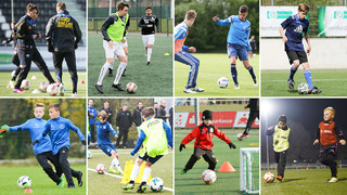 DFB-Training online: In Überzahl am besten passen