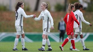 U 15 holt zweiten Sieg gegen Schweizer U 16