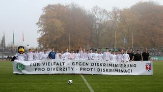 U 16 schlägt Tschechien 7:0