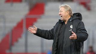 Das letzte Spiel unter Bundestrainer Horst Hrubesch