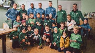 Vereinsbesuche beim SV Lindenau und SV Lipsia