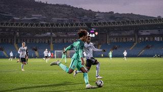 Turnierauftakt: U 19 unterliegt Portugal