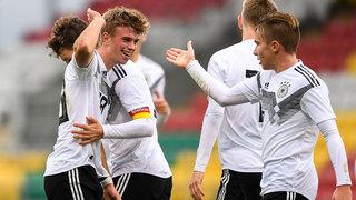 Turniersieg: U 17 mit 4:1-Erfolg gegen Irland