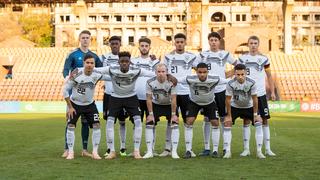U 19 verliert gegen die Niederlande