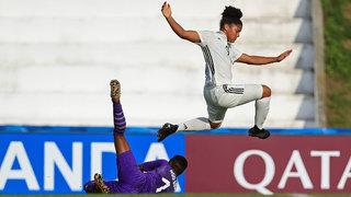 U 17-Juniorinnen unterliegen Kamerun 0:1