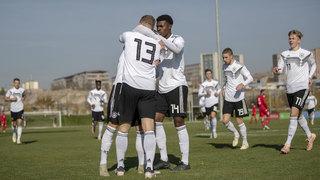 U 19 gewinnt gegen Armenien