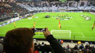 Impressionen: Der Fan Club beim Russland-Länderspiel in Leipzig