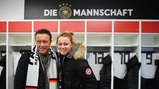 Fan-tastic Moment: Stadionaktion in Leipzig