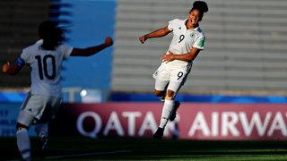 U 17-Juniorinnen stehen im WM-Viertelfinale