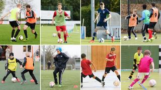 DFB-Training online: In schwierigen Situationen sicher an- und mitnehmen
