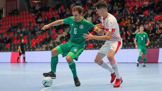 Futsaler gewinnen in der Schweiz