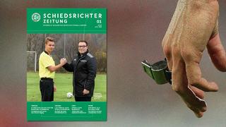 Schiedsrichter-Zeitung 1/2019