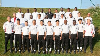 Internationaler Trainerlehrgang 2009 in Hennef