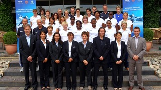 Internationale Trainertagung