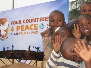 Impressionen vom Fußball in Afrika