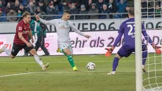 Starke Torwartleistungen zum Start der Bundesliga-Rückrunde
