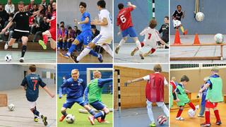 DFB-Training online: Die Halle für die Vorbereitung nutzen