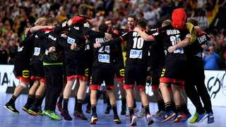 Deutschlands Handballer: Eine verschworene Gemeinschaft