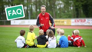 FAQ – Trainer/in Bambini