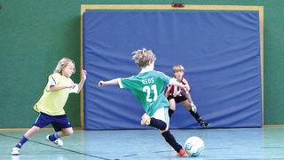 Motivation durch kleine Spiele: Wettbewerbe für die Halle