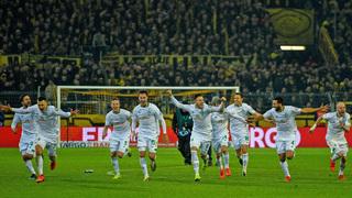 Die besten Bilder des DFB-Pokalachtelfinales