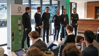 Medienworkshop der DFB-Akademie