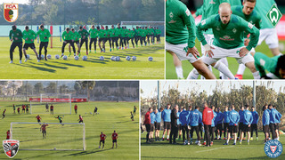 Profi-Trainingslager: Die Inhalte in 'Fußballtraining'