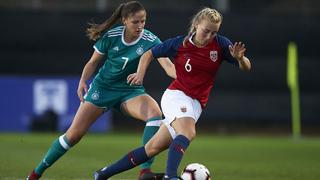 1:1 zum Abschluss gegen Norwegen