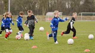 Spiele mit Kindern: Die allgemeine Geschicklichkeit verbessern