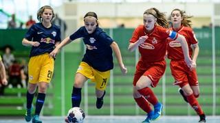 Kölner C-Juniorinnen siegen bei Futsal-Cup