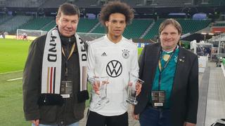 Sané zum Spieler des Russland- und Niederlande-Spiels gekürt