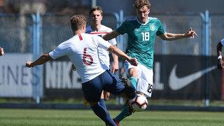U 19 verliert gegen Norwegen