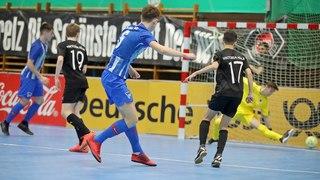 C-Junioren: Hertha BSC siegt bei Futsal-DM