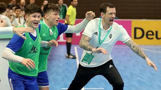 Sandhausen und Deisenhofen neue Futsal-Meister der B- und A-Junioren