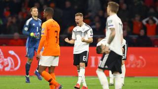 Das emotionale erste Qualifikationsspiel: Deutschland siegt in den Niederlanden