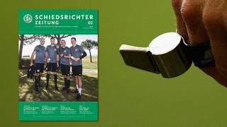 Schiedsrichter-Zeitung 2/2019